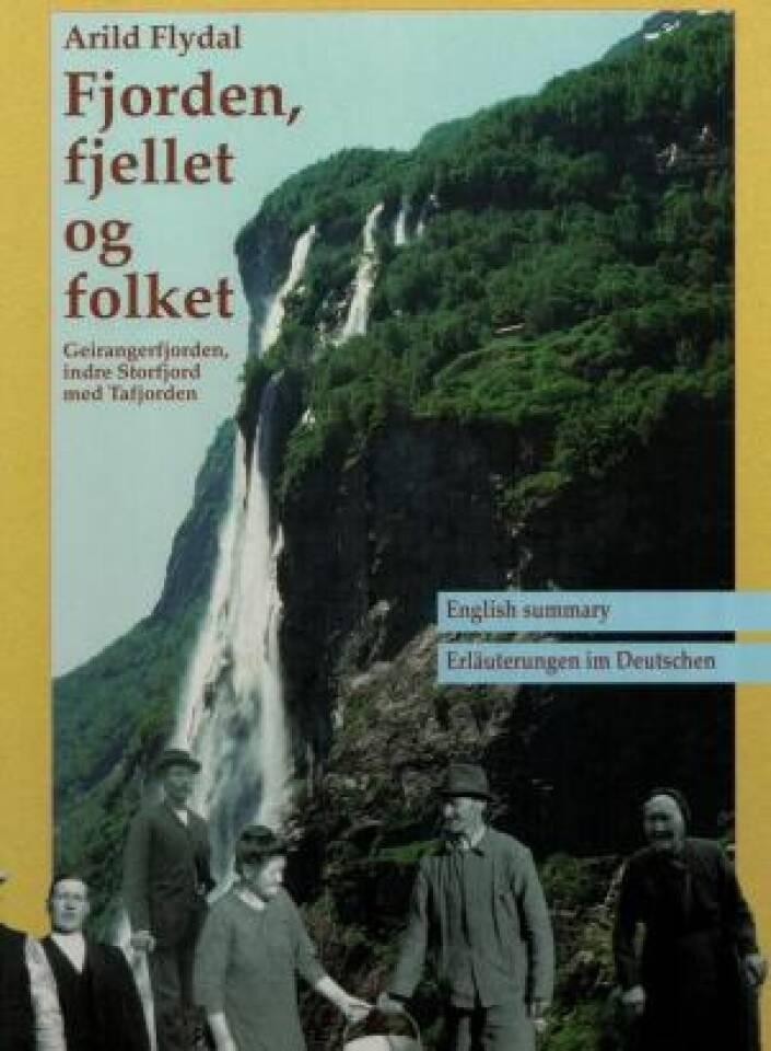 Fjorden, fjellet og folket