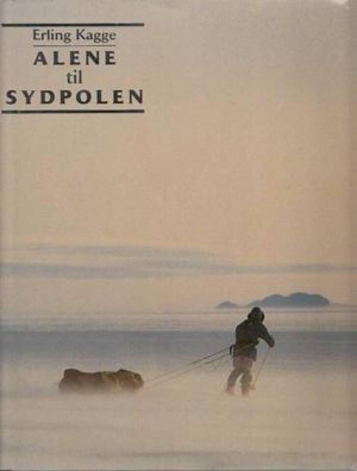 Alene til Sydpolen