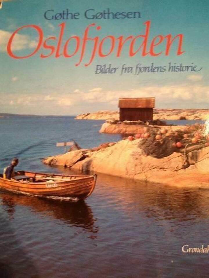 Oslofjorden. Bilder fra fjordens historie