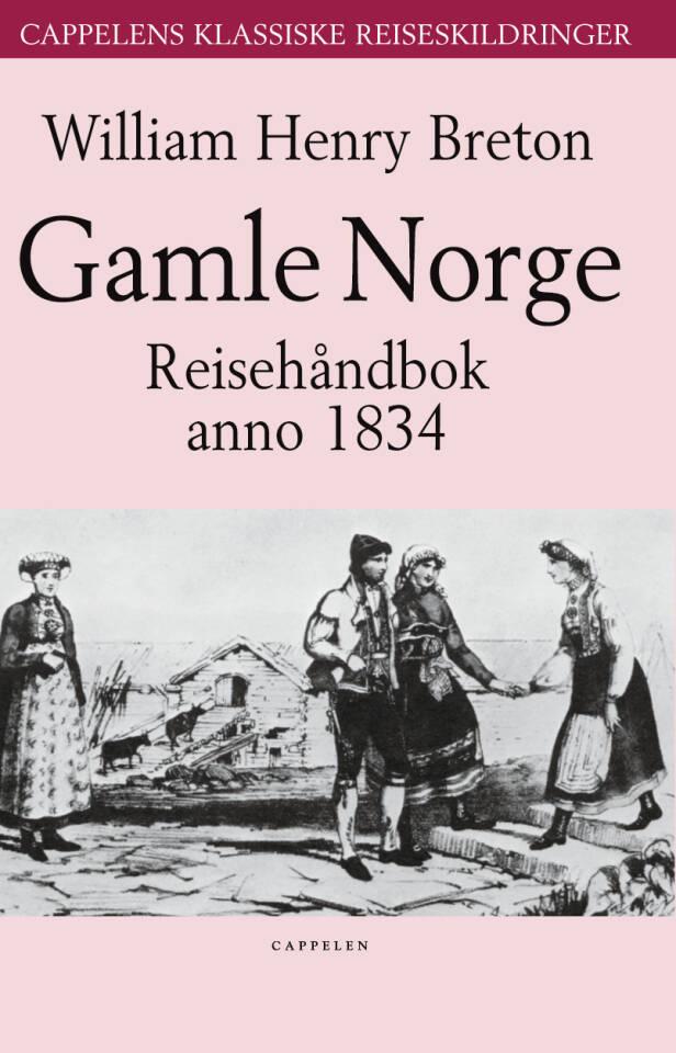 Gamle Norge Reisehåndbok anno 1834