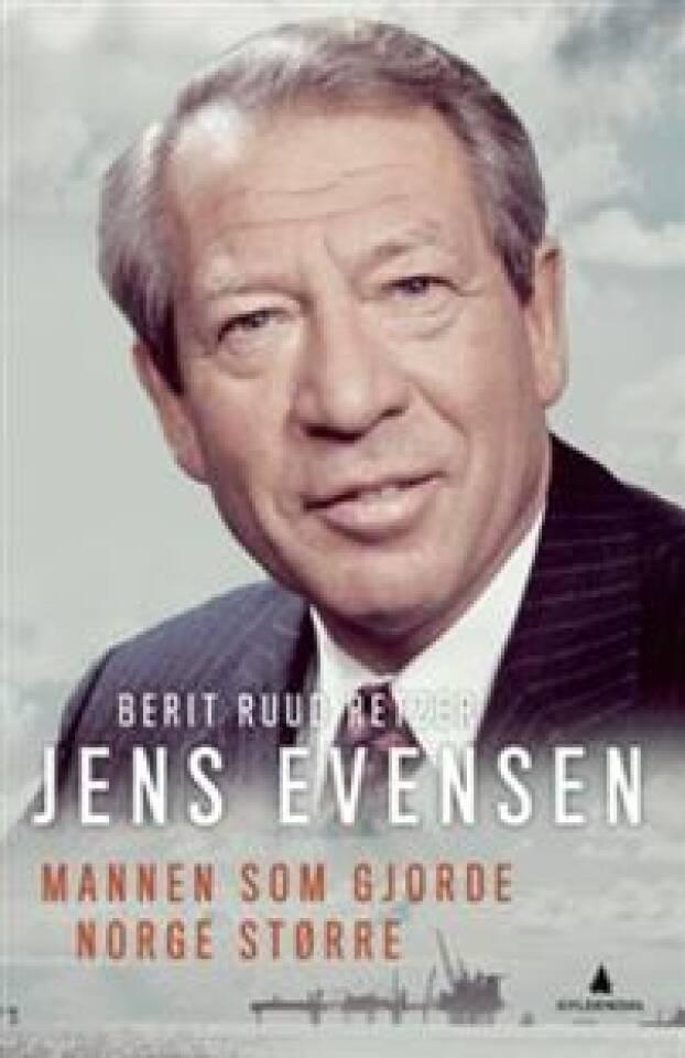 Jens Evensen mannen som gjorde Norge større