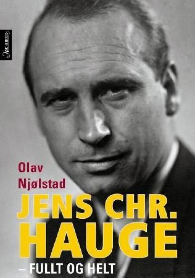 Jens Chr. Hauge-fullt og helt
