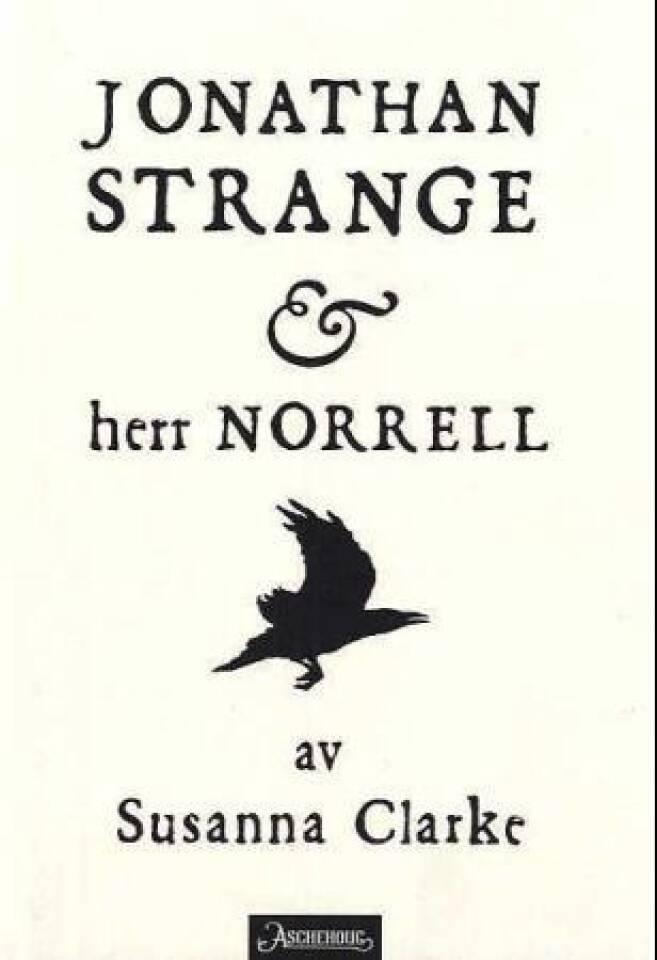 Jonathan Strange & herr Norrell