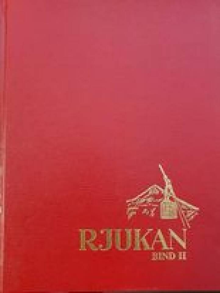 Rjukan bind II fra 1920 til 1980