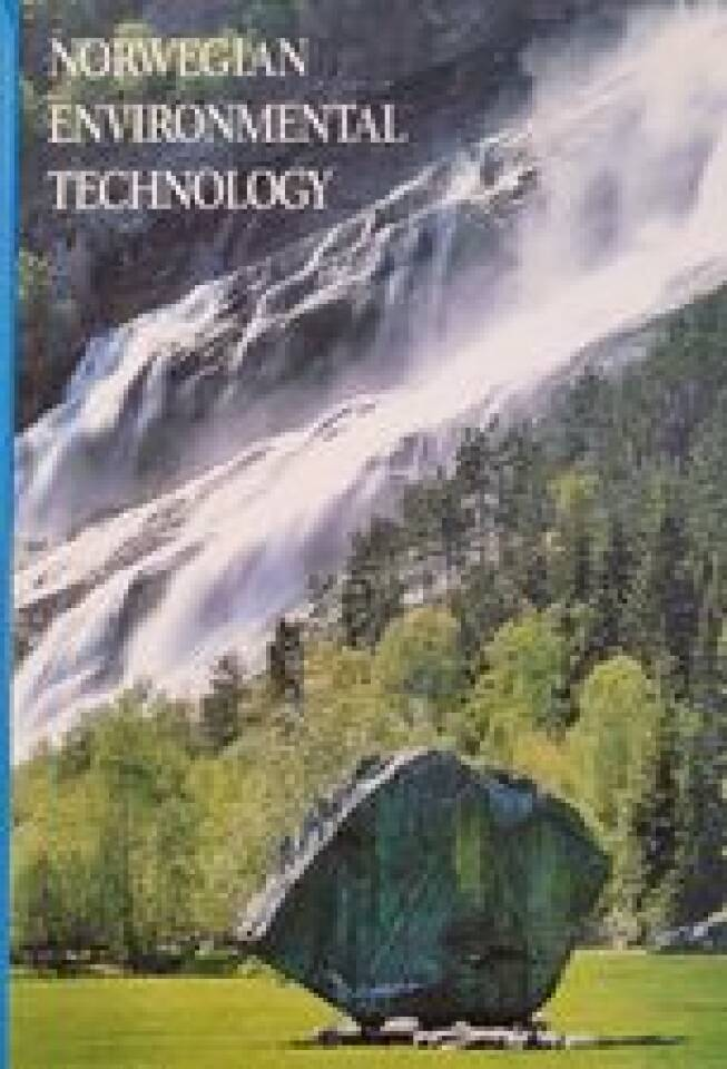 NORWEGIAN ENVIRONMENTAL TECHNOLOGY