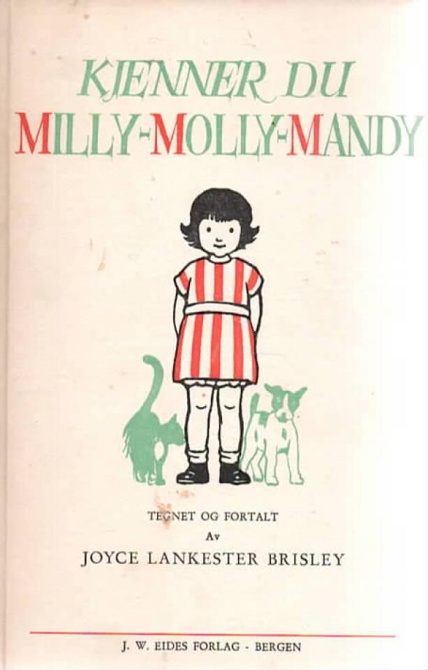 Kjenner du Milly-Molly-Mandy