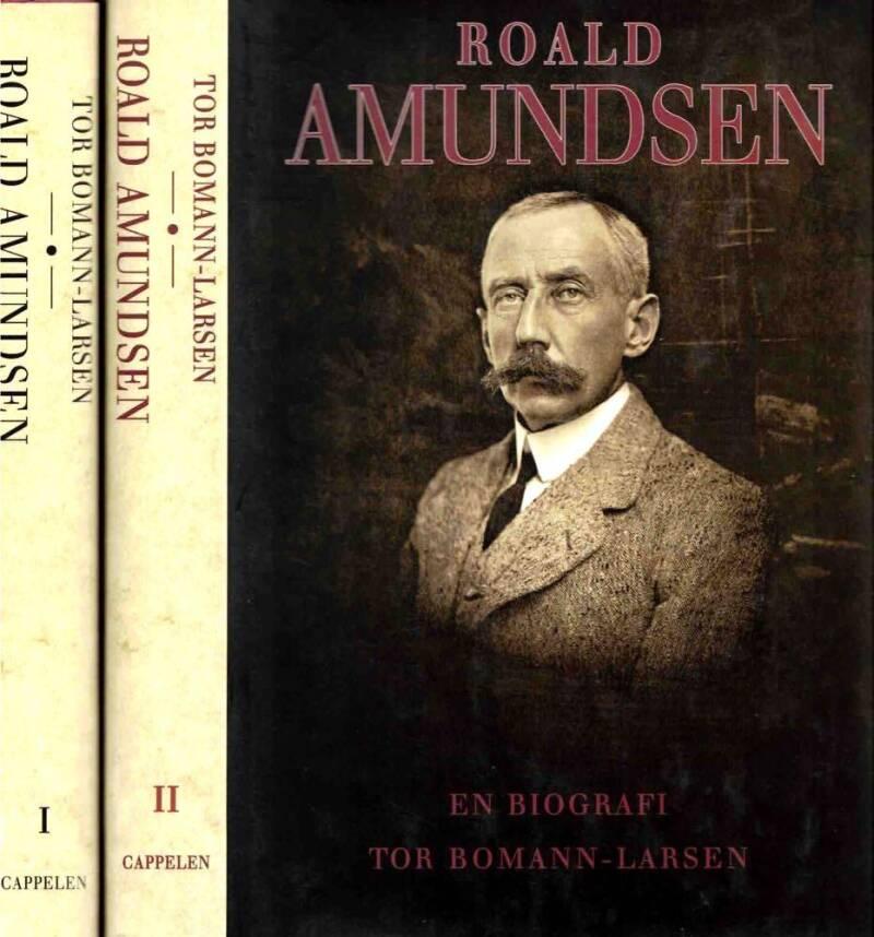 Roald Amundsen en biografi I-II