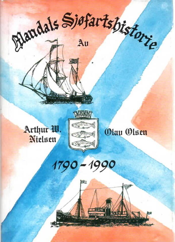 Mandals sjøfartshistorie 1790–1990