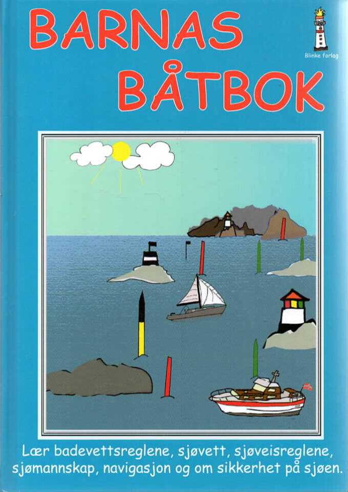Barnas båtbok