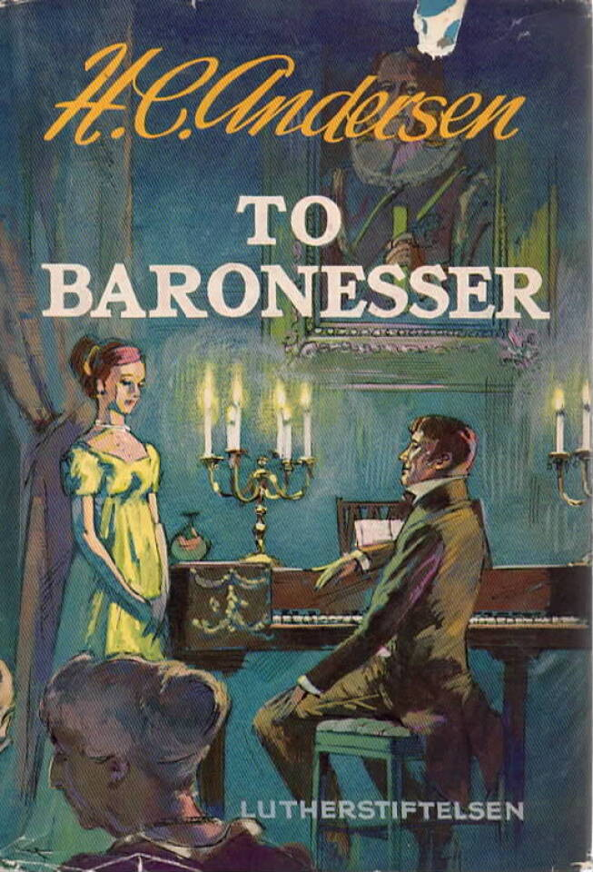To baronesser