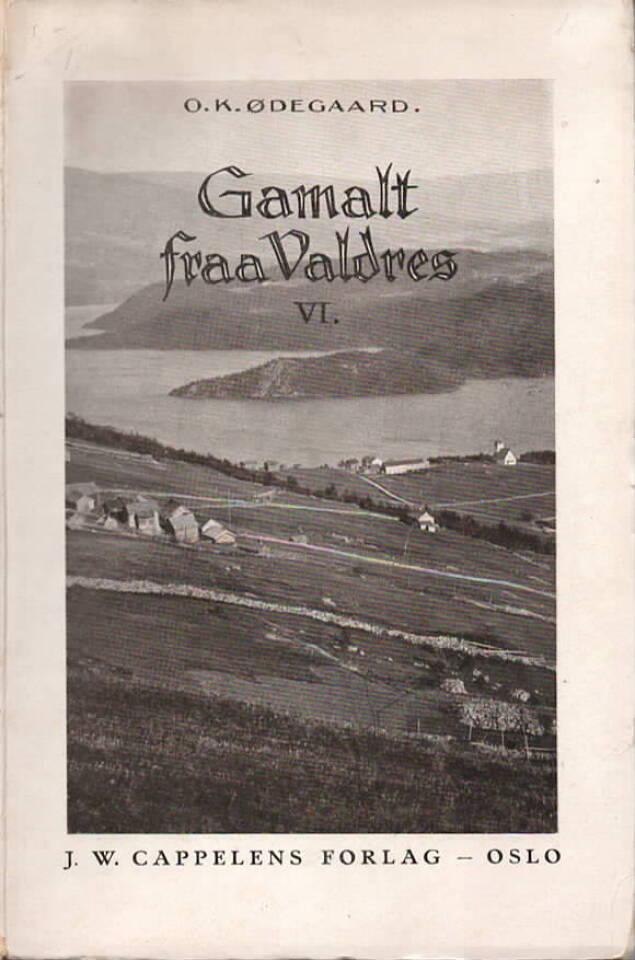 Gamalt fraa Valdres VI.