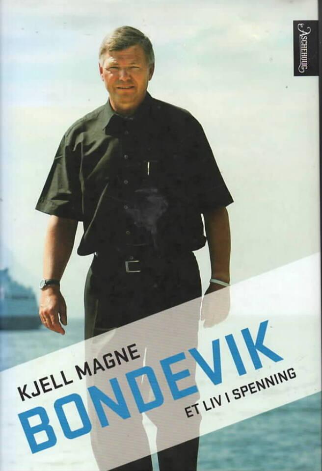Kjell Magne Bondevik – Et liv i spenning