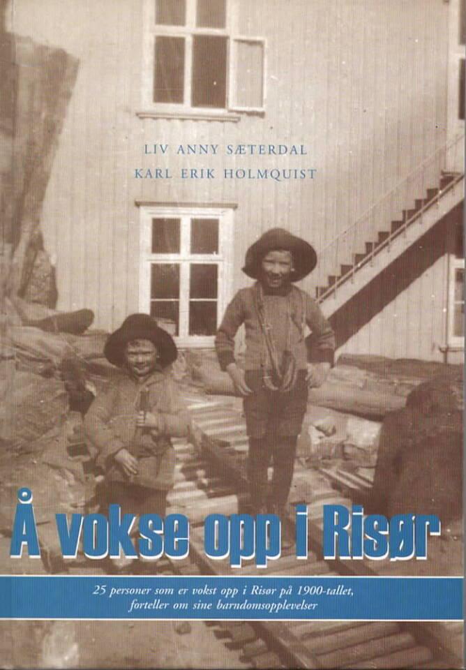 Å vokse opp i Risør