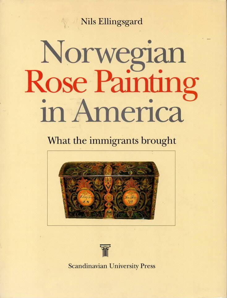 Norwegian Rose Painting in America