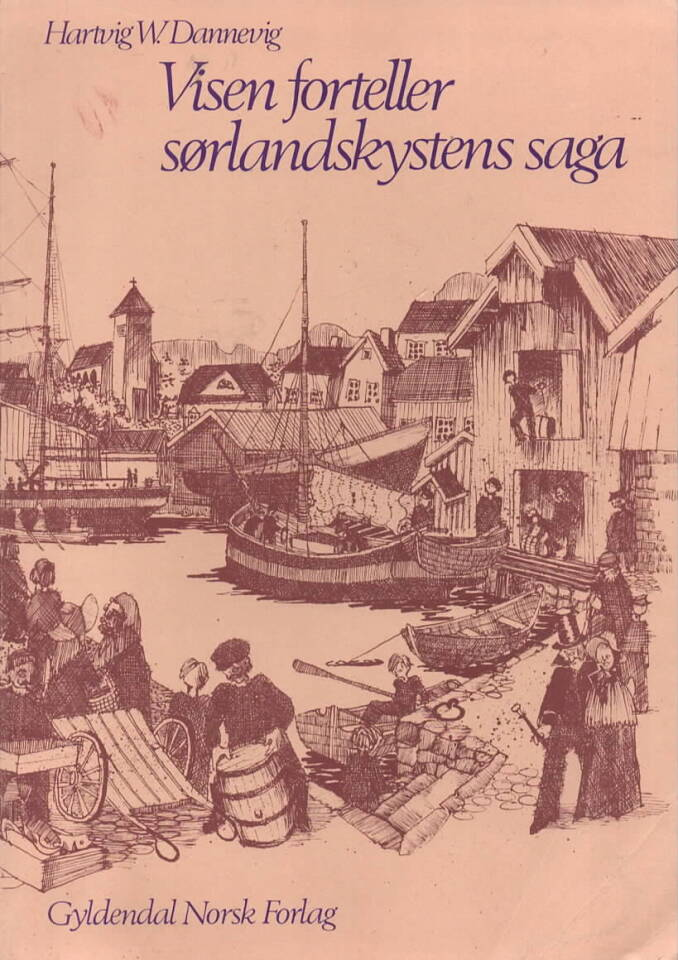 Visen forteller sørlandskystens saga