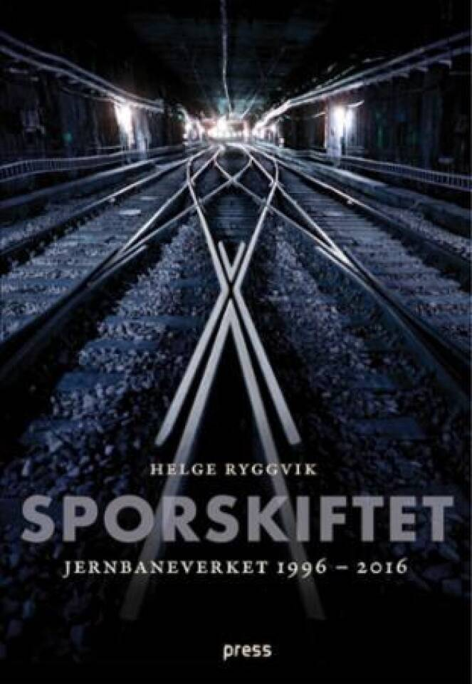 Sporskiftet Jernbaneverket 1996 - 2016