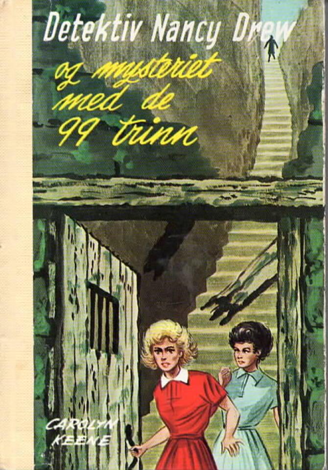 Detektiv Nancy Drew – og mysteriet med de 99 trinn