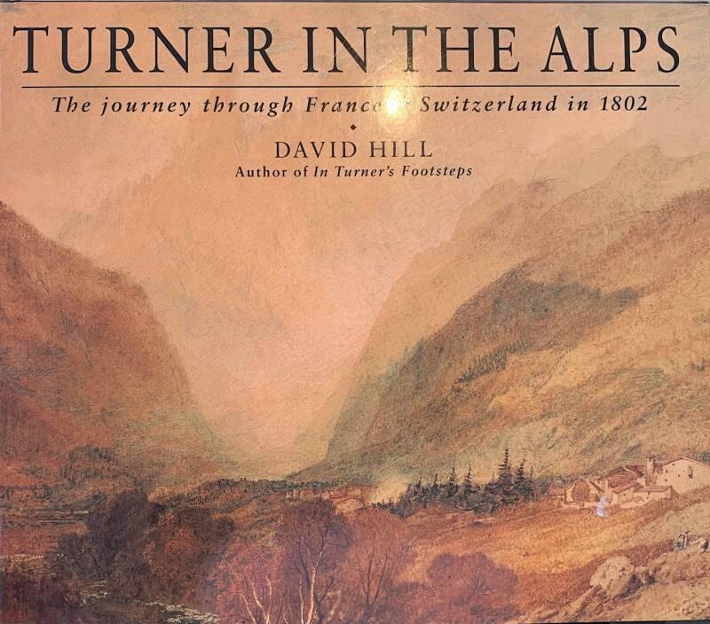 Turner in the Alps
