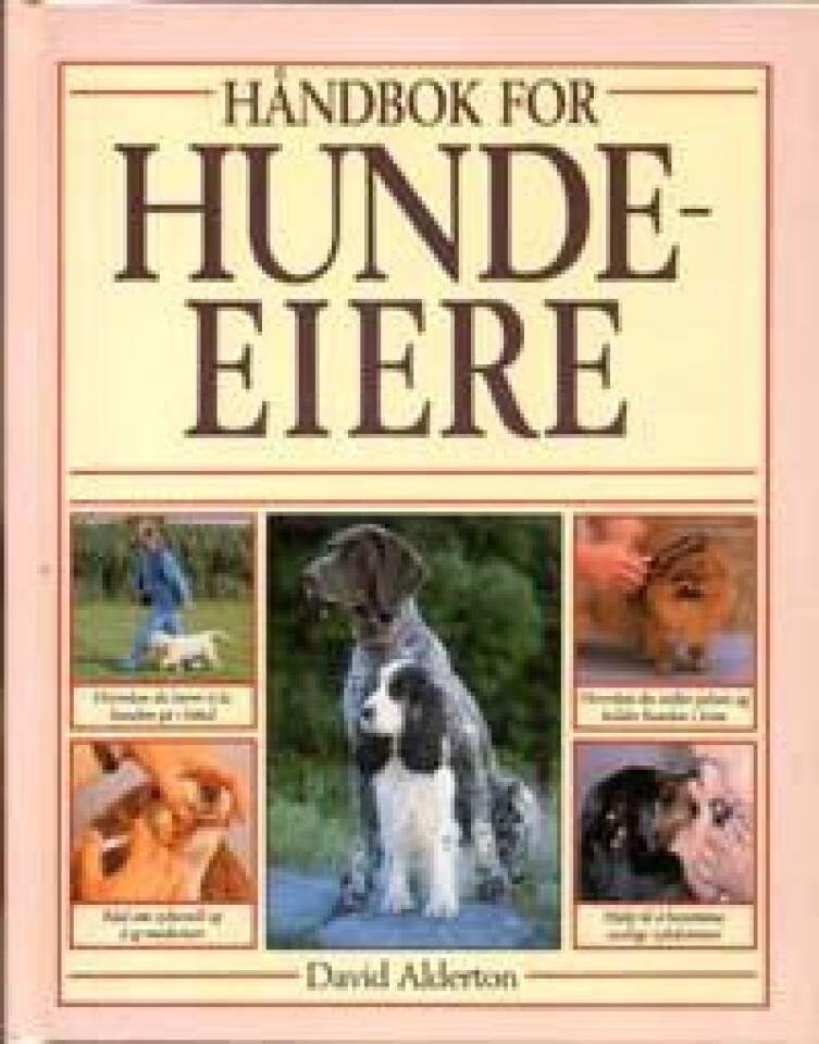 Håndbok for hundeeiere