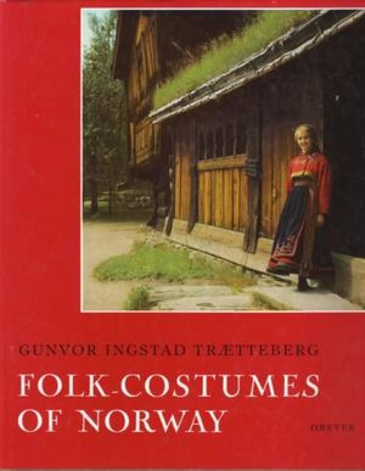 Folk-costumes of Norway