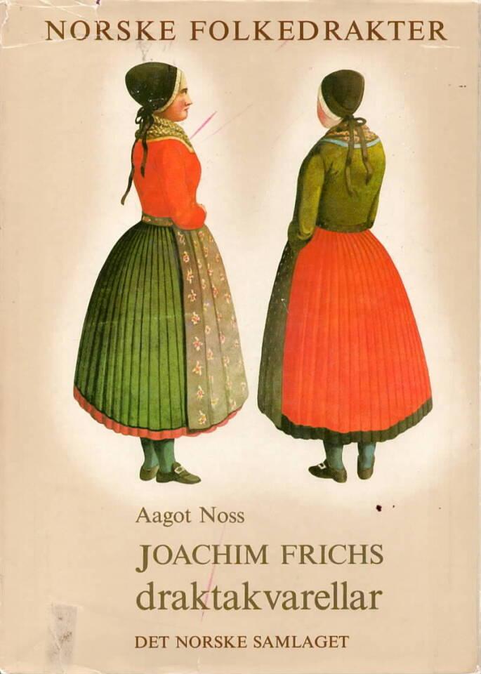 Norske Folkedrakter – Joachim Frichs draktakvarellar