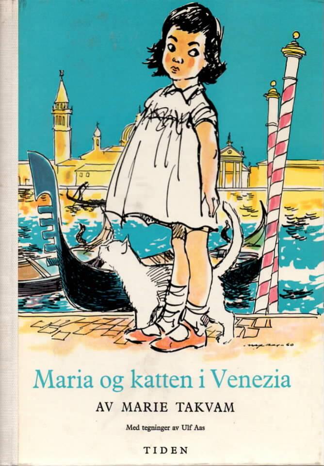 Maria og katten i Venezia
