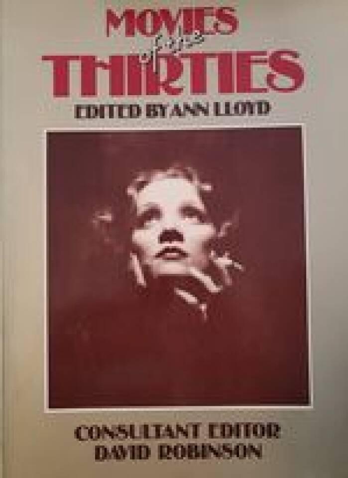 Movies of the thirties