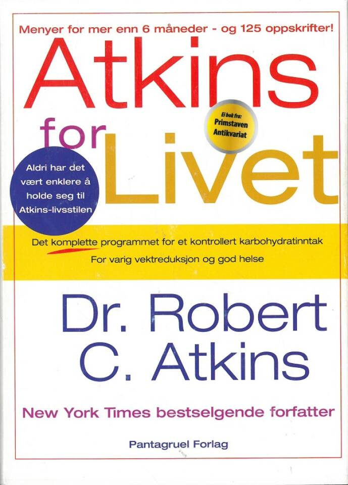 Atkins for livet