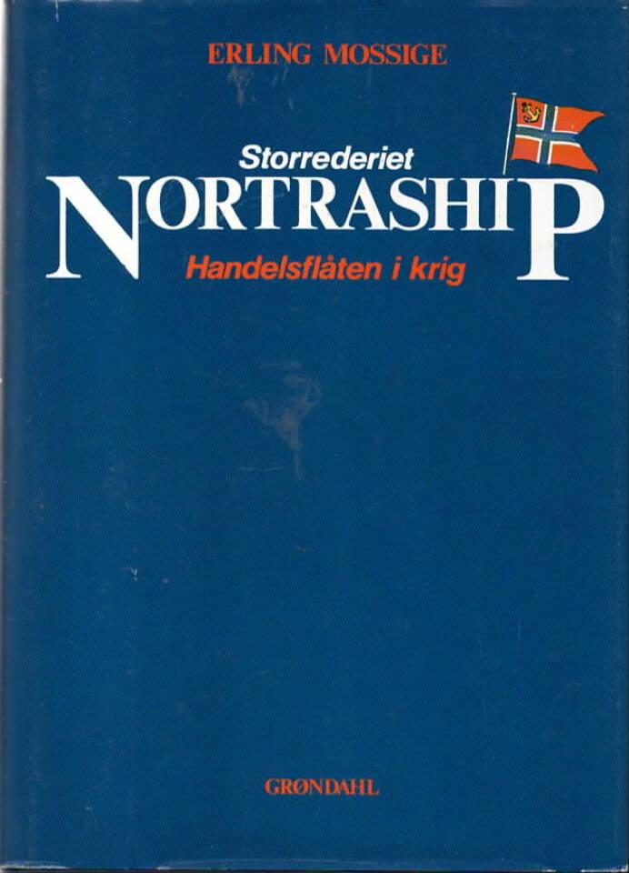 Storrederiet Nortraship – Handelsflåten i krig