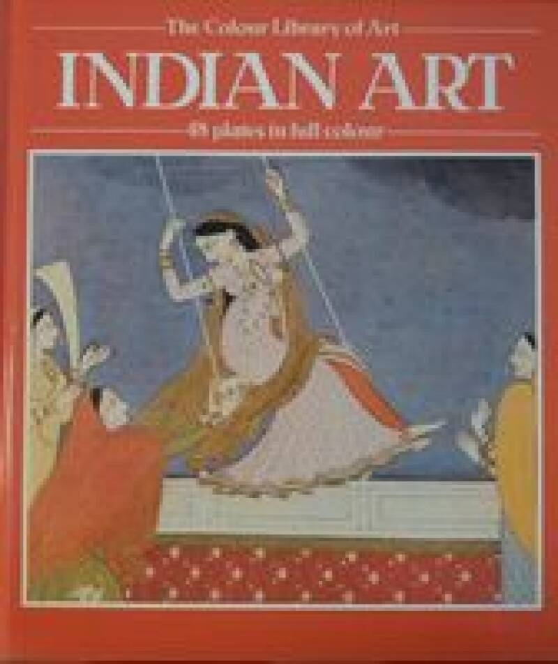 Indian art 48 plates in full colour