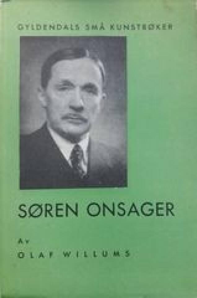 SØREN ONSAGER