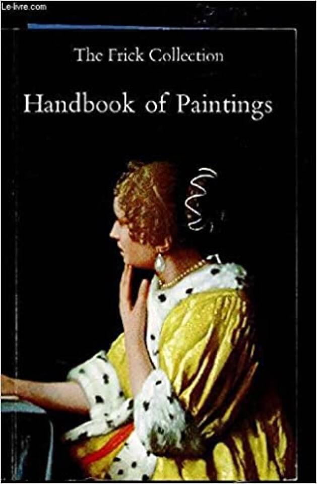 Handbook of peintings