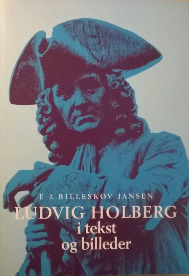 Ludvig Holberg i tekst og billeder