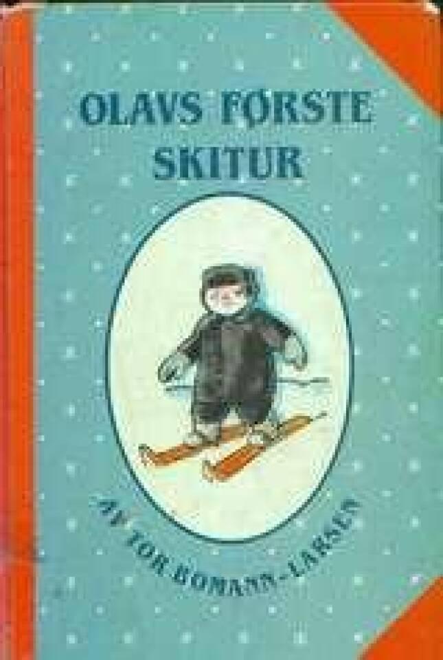 Olavs første skitur