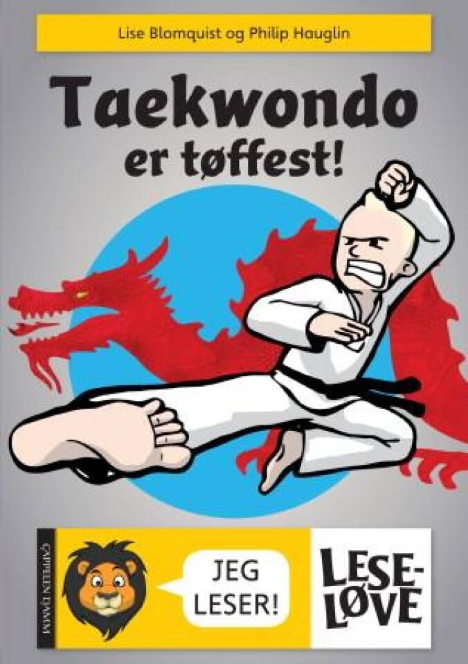 Taekwondo er tøffest