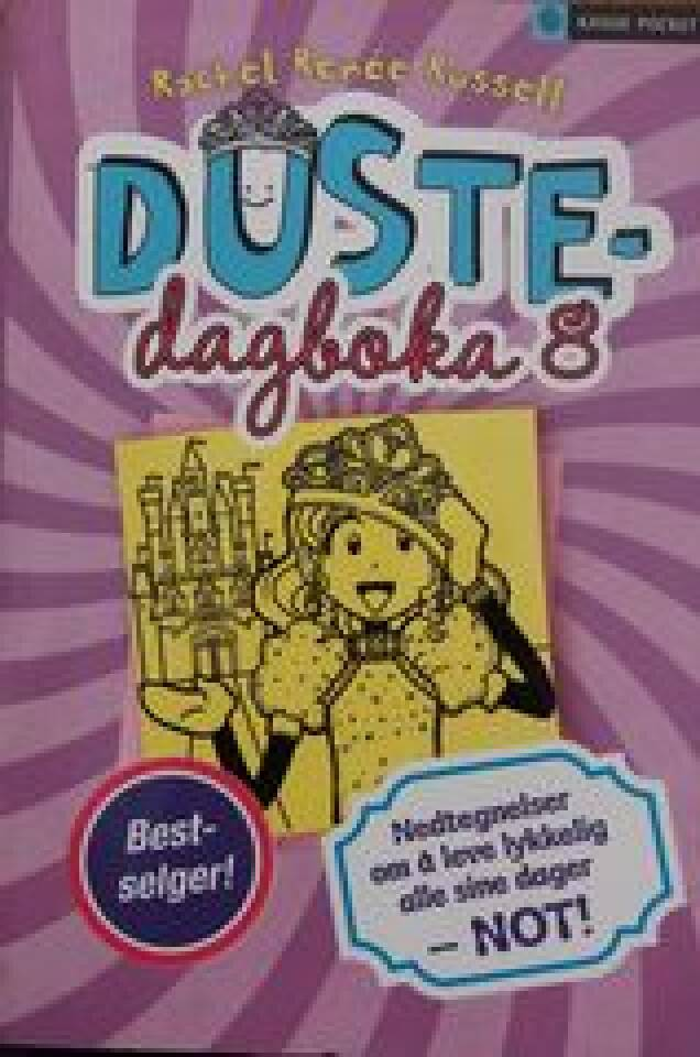Duste-dagboka 8