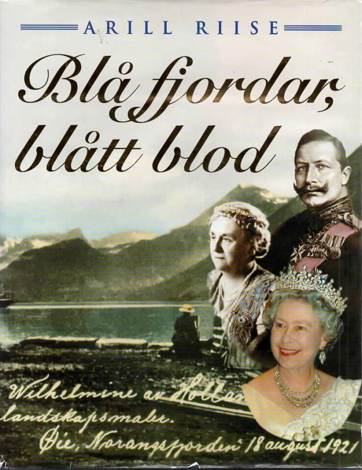 Blå fjordar, blått blod
