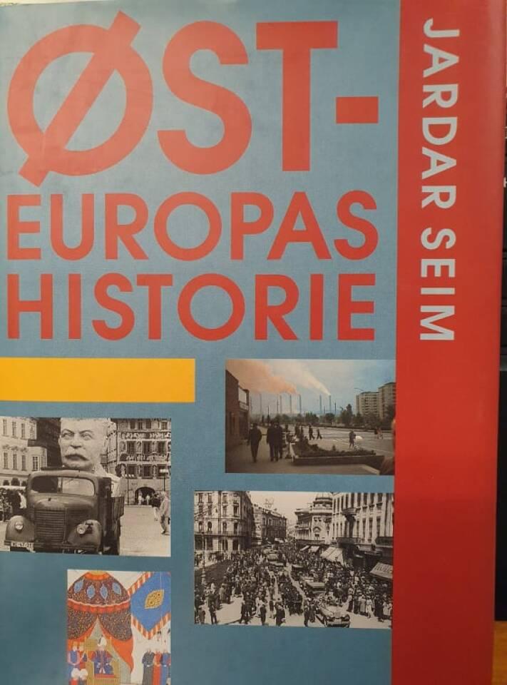 Øst-Europas historie