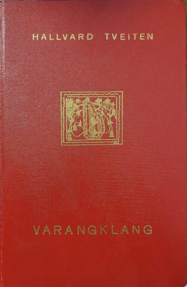 Varangklang. Sør-Varanger i sang og dikt