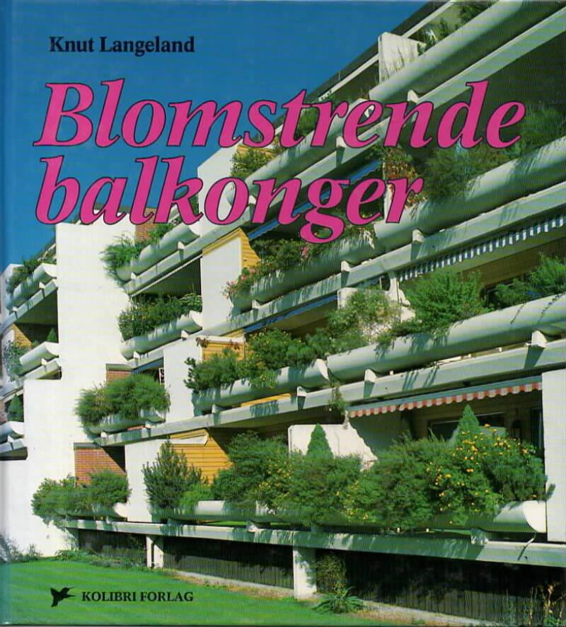 Blomstrende balkonger