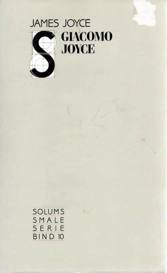 Giacomo Joyce – Et etterlatt manuskript