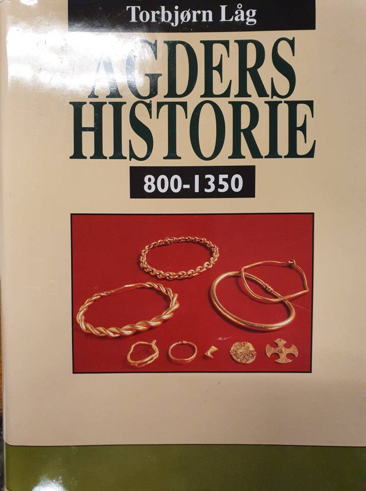 Agders historie 800-1350