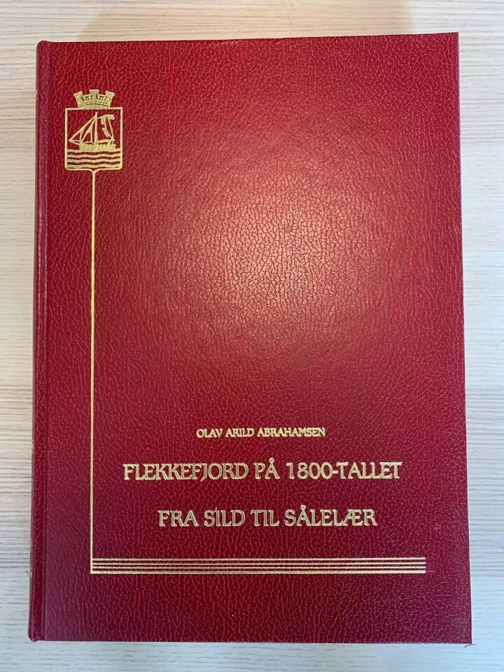 Flekkefjords historie bind I-II – 1800-1900