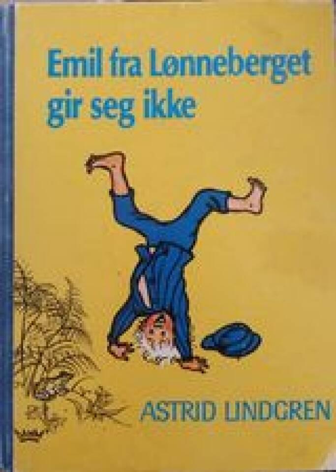 Emil fra Lønneberget gir seg ikke