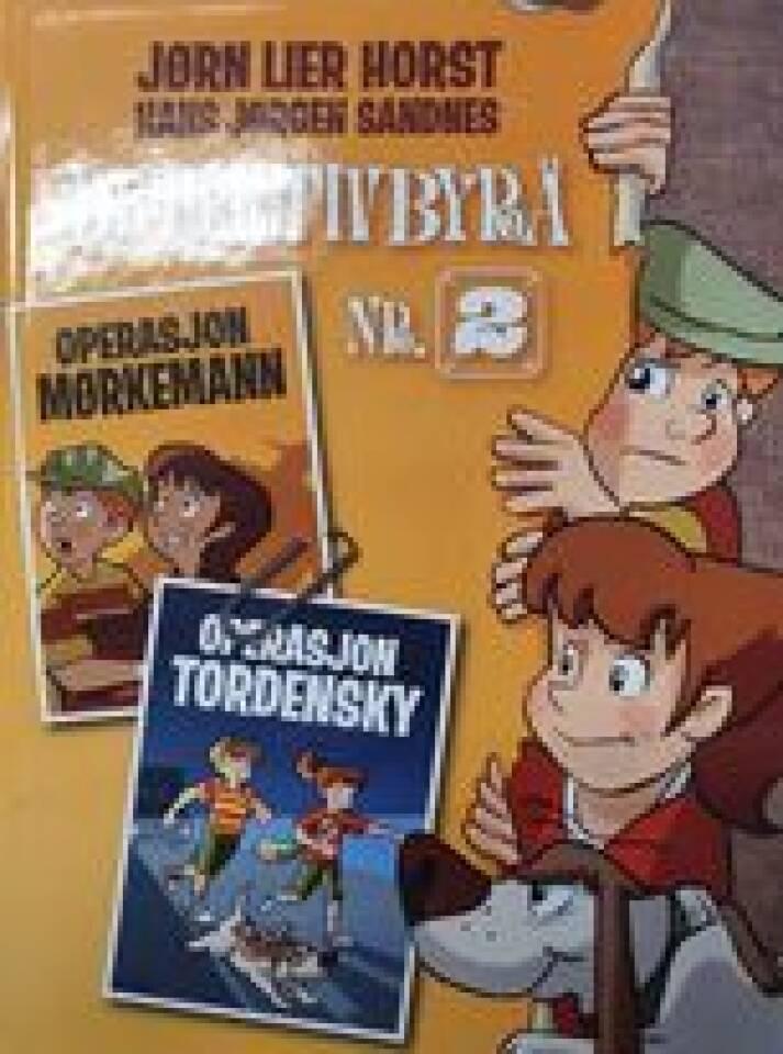 Operasjon Mørkemann og Operasjon Tordensky