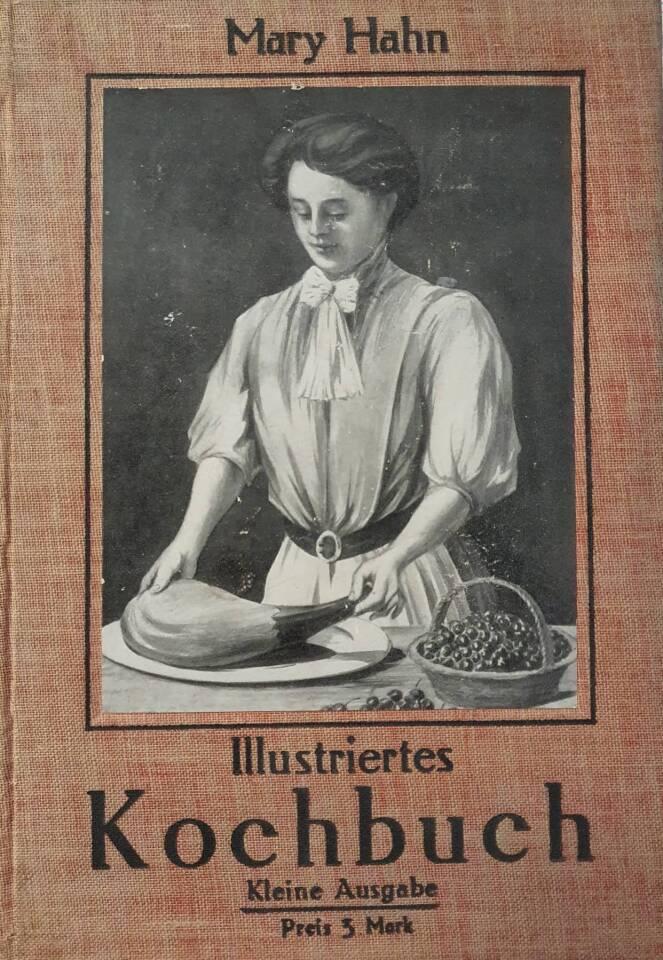Illustriertes Kochbuch. Kleine Ausgabe.