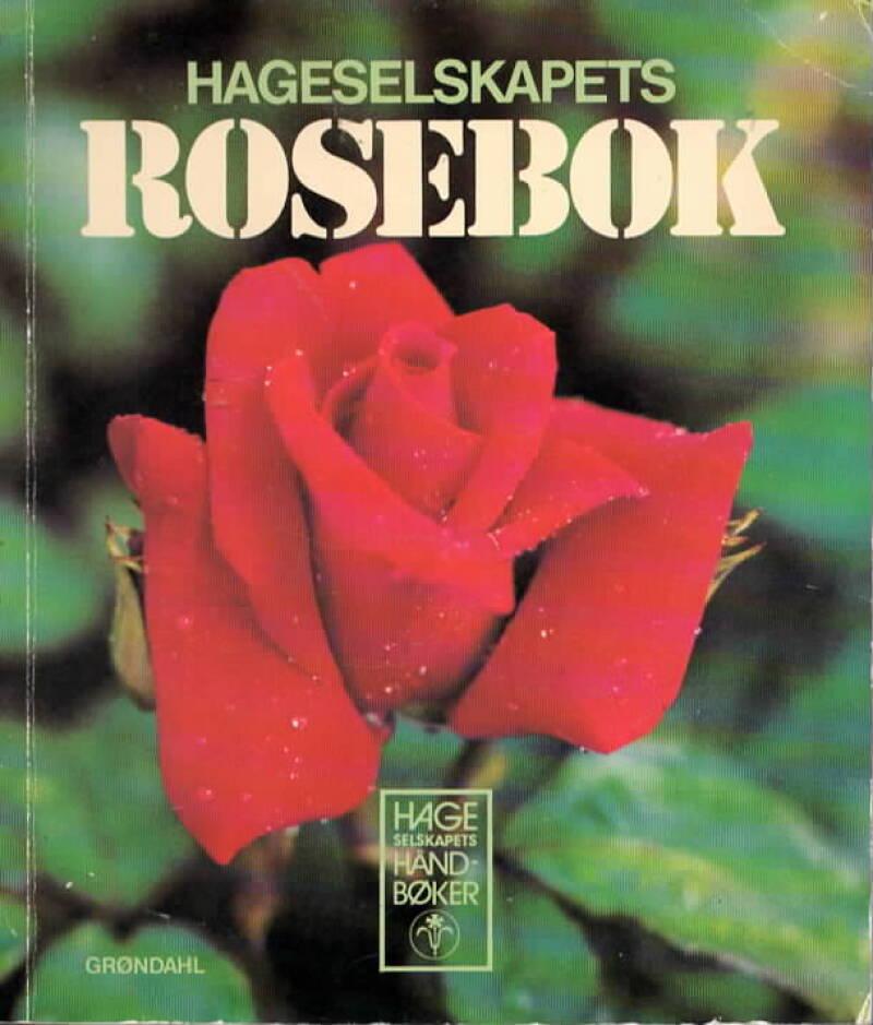 Hageselskapets rosebok