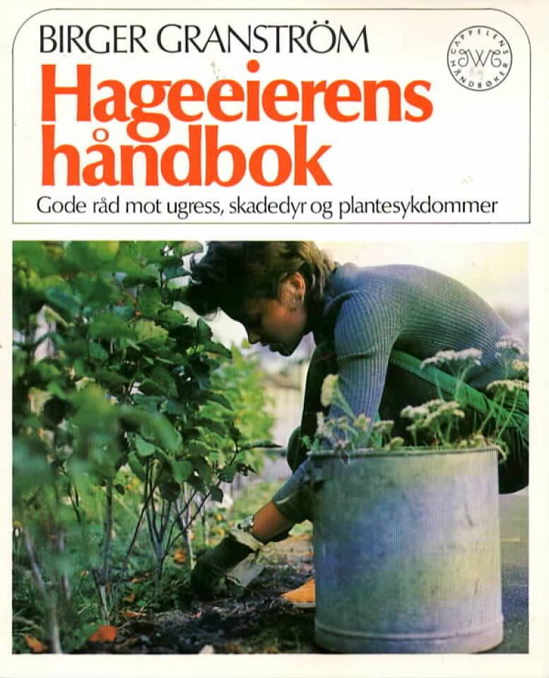 Hageeierens håndbruk