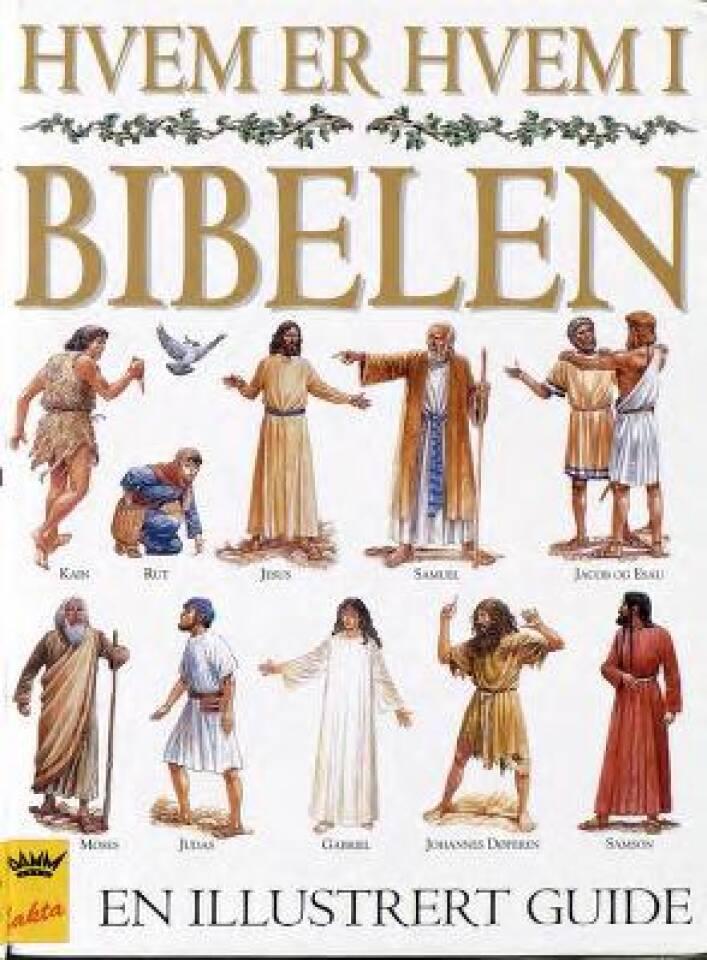 Hvem er hvem i Bibelen