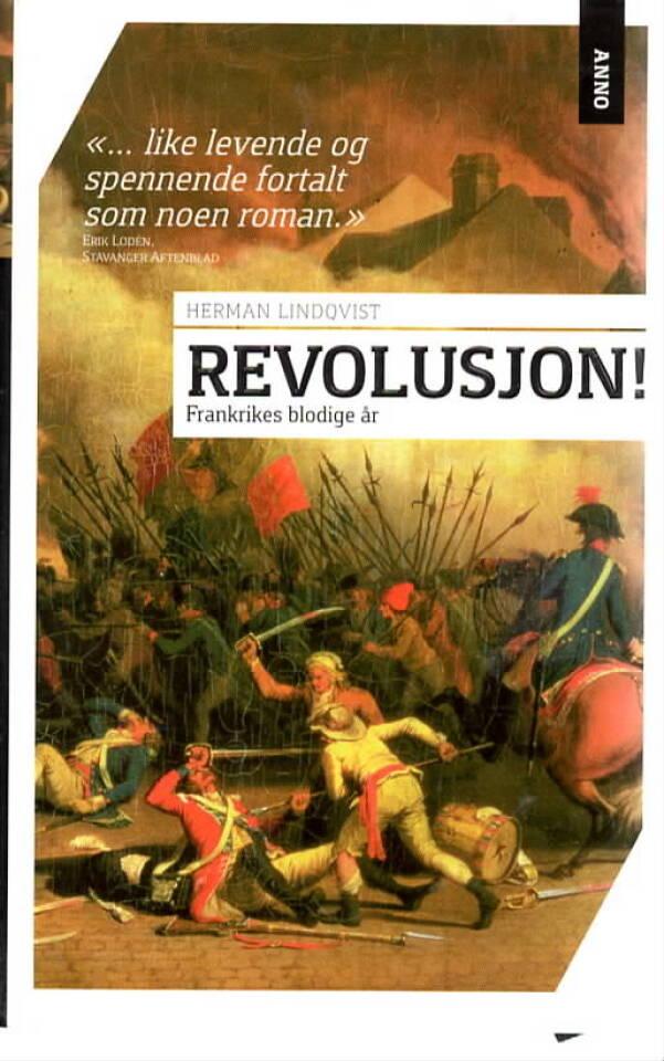 Revolusjon – Frankrikes blodige år